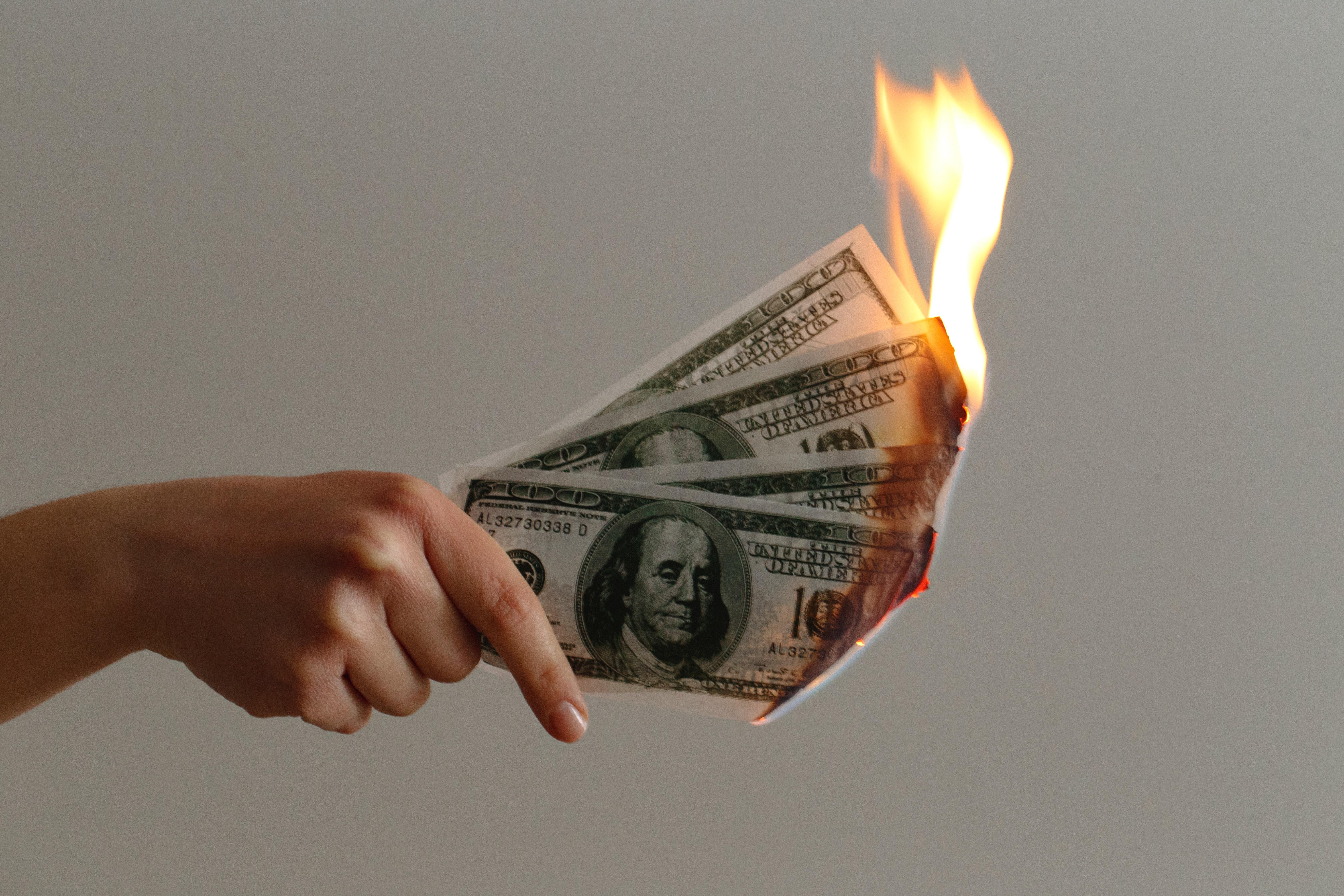 Are You Burning Money On Random Marketing Activity?